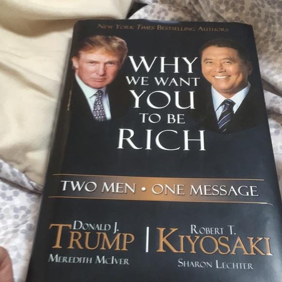 Other A Donald Trump And Robert T Kiyosaki Book Poshmark